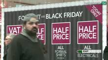 Black Friday: Will shoppers help stocks rally?