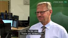 Happy CEO Anders Dam: The complete opposite of Q1 in 2020